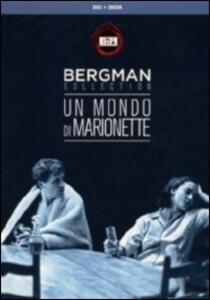 Un mondo di marionette di Ingmar Bergman - DVD