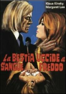 La bestia uccide a sangue freddo di Fernando Di Leo - DVD