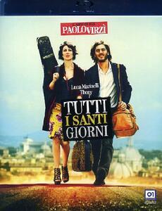 Tutti i santi giorni di Paolo Virzì - Blu-ray