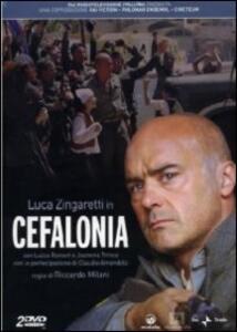 Cefalonia di Riccardo Milani - DVD