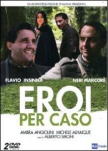 Eroi per caso (2 DVD) di Alberto Sironi - DVD