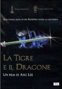 La tigre e il dragone di Ang Lee - DVD