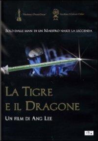 Cover Dvd tigre e il dragone (DVD)