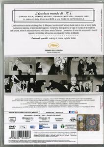 Persépolis di Marjane Satrapi,Vincent Paronnaud - DVD - 2