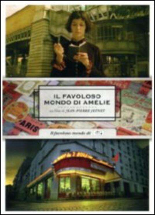 Il favoloso mondo di Amelie di Jean-Pierre Jeunet - DVD