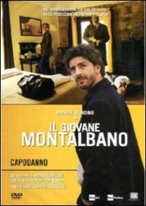 Il giovane Montalbano. Capodanno di Gianluca Maria Tavarelli - DVD