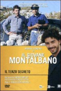 Il giovane Montalbano. Il terzo segreto di Gianluca Maria Tavarelli - DVD