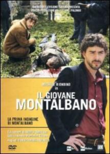 Il giovane Montalbano. La prima indagine di Montalbano di Gianluca Maria Tavarelli - DVD