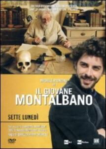 Il giovane Montalbano. Sette lunedì di Gianluca Maria Tavarelli - DVD