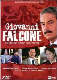 Cover Dvd Giovanni Falcone. L'uomo che sfidò Cosa Nostra