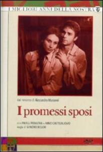 I promessi sposi (4 DVD) di Sandro Bolchi - DVD