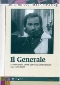 Il generale (4 DVD) di Luigi Magni - DVD