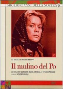 Il mulino del Po 2 di Sandro Bolchi - DVD