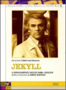 Jekyll (2 DVD) di Giorgio Albertazzi - DVD