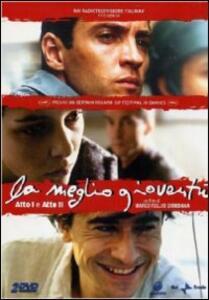La meglio gioventù (2 DVD) di Marco Tullio Giordana