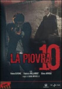 La Piovra 10 (2 DVD) di Luigi Perelli - DVD