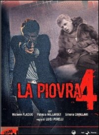 Cover Dvd La piovra 4