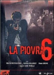 La piovra 6. L'ultimo segreto (3 DVD) di Luigi Perelli - DVD