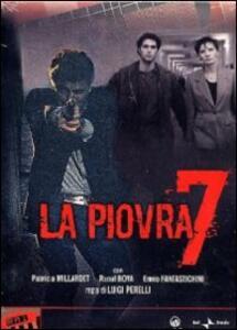 La piovra 7 (3 DVD) di Luigi Perelli - DVD