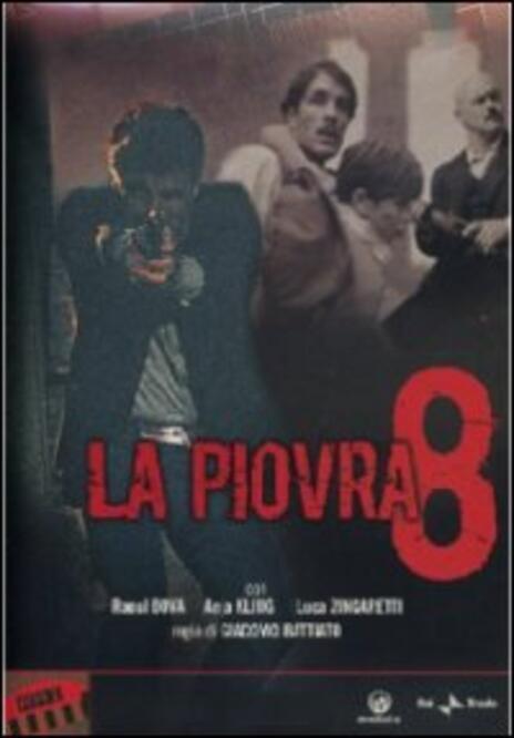 La Piovra 8. Lo scandalo (2 DVD) di Giacomo Battiato - DVD