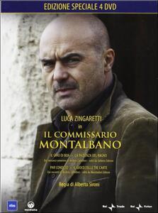 Il commissario Montalbano. Box 3 (4 DVD) di Alberto Sironi - DVD