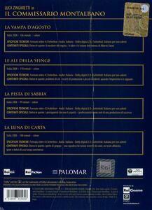 Il commissario Montalbano. Box 4 (4 DVD) di Alberto Sironi - DVD - 2