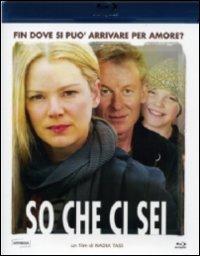 Cover Dvd So che ci sei (Blu-ray)