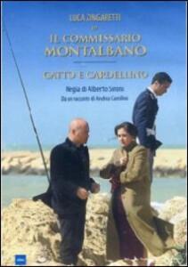 Il commissario Montalbano. Il gatto e il cardellino di Alberto Sironi - DVD