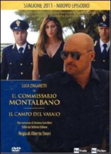Il commissario Montalbano. Il campo del vasaio di Alberto Sironi - DVD