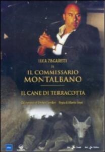 Il commissario Montalbano. Il cane di terracotta di Alberto Sironi - DVD