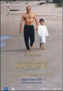 Il commissario Montalbano. Il ladro di merendine di Alberto Sironi - DVD