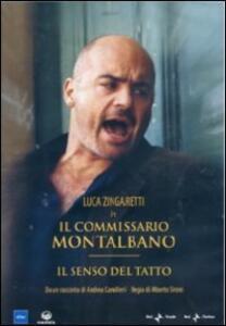 Il commissario Montalbano. Il senso del tatto di Alberto Sironi - DVD