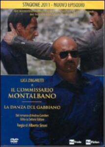 Il commissario Montalbano. La danza del gabbiano di Alberto Sironi - DVD