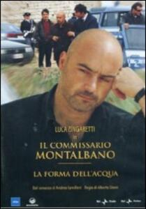 Il commissario Montalbano. La forma dell'acqua di Alberto Sironi - DVD