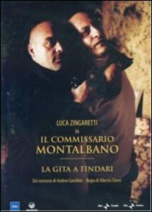 Il commissario Montalbano. La gita a Tindari di Alberto Sironi - DVD
