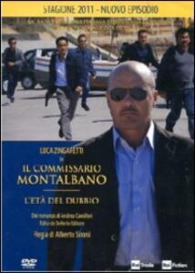 Il commissario Montalbano. L'età del dubbio di Alberto Sironi - DVD