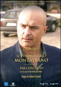 Il commissario Montalbano. Par condicio di Alberto Sironi - DVD