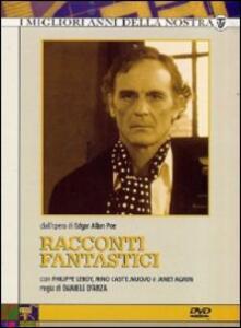 Racconti fantastici (2 DVD) di Daniele D'Anza - DVD