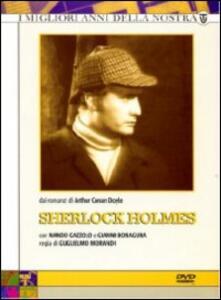 Sherlock Holmes (2 DVD) di Guglielmo Morandi - DVD