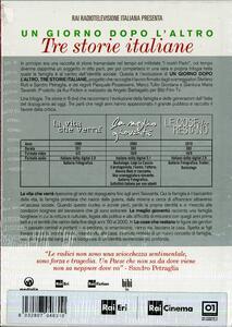 Un giorno dopo l'altro. Tre storie italiane (6 DVD) di Marco Tullio Giordana,Pasquale Pozzessere,Gianluca Maria Tavarelli - 2
