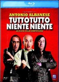 Cover Dvd Tutto tutto niente niente (Blu-ray)