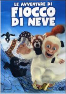 Le avventure di Fiocco di Neve di Andrés G. Schaer - DVD