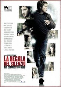 Cover Dvd regola del silenzio. The Company You Keep (DVD)