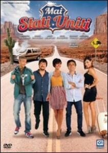 Mai Stati Uniti di Carlo Vanzina - Blu-ray