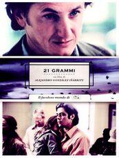 Film 21 grammi. Il peso dell'anima Alejandro González Iñárritu
