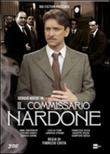 Il commissario Nardone (3 DVD) di Fabrizio Costa - DVD