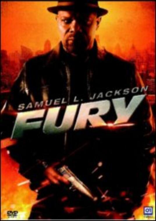 Fury di David Weaver - DVD