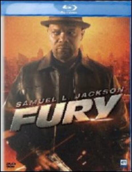 Fury di David Weaver - Blu-ray