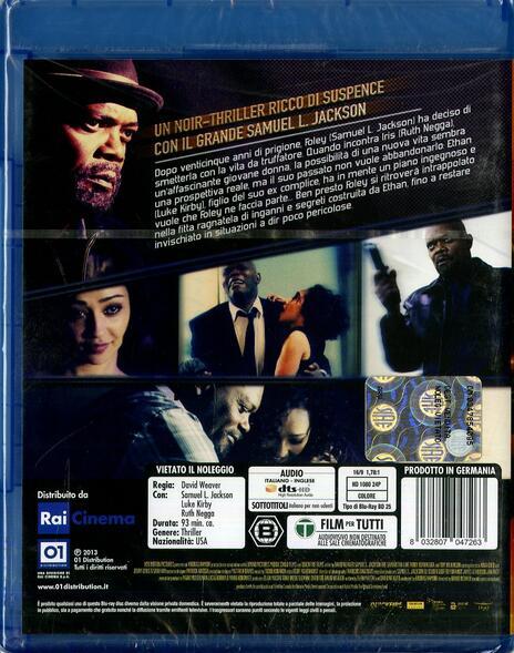 Fury di David Weaver - Blu-ray - 2