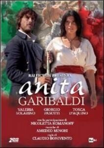 Anita Garibaldi (2 DVD) di Claudio Bonivento - DVD